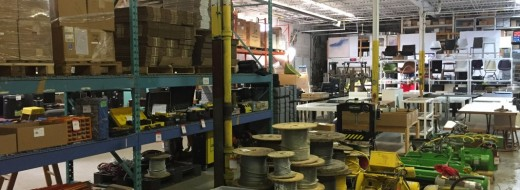 Timed Online Multi Industry Timed Online Auction – Assets Include: Laser Lab Equipment, Crane Services Company, Photo Processing Equipment, Furniture, IT Equipment, Tools, Vehicles & Much More! – November 22nd, 2017 10:30am EST