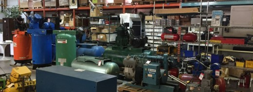 Timed Online Multi Industry Timed Online Auction – Assets Include: Electrical Supplies, Cranes, Tools, Compressors, Furniture, Vehicles, Trailers, Fittings, Couplings & Much More! **End Date: January 31st, 2018 10:30am EST**