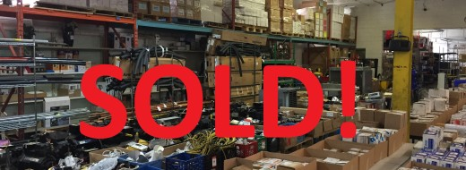 Timed Online Liquidation Auction of Large Industrial Refrigeration Service Company –  Assets Include Compressors, Motors, Tools, Equipment, Tanks, Parts & Vehicles – Ends August 16th 11:00am