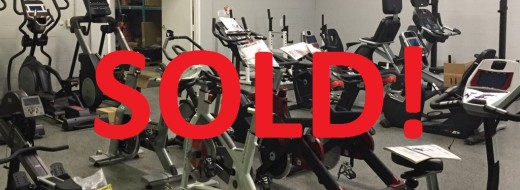 Liquidation Sale – Fitness Equipment Supplier
