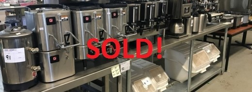 Multi Industry Auction – Assets include: Restaurant Equipment & Supplies, Dental Clinic Equipment & Supplies, Electronics, Furniture, Printing Equipment & Much More!