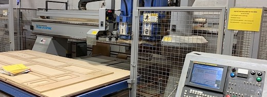 "Timed Online Auction! – Woodworking/Cabinet Manufacturing Bankruptcy Auction of ""The Door Maker"" Assets Include:Tools, Raw Material, Machinery, Forklifts and Much More! December 10th 2019 – 1:30pm EST"